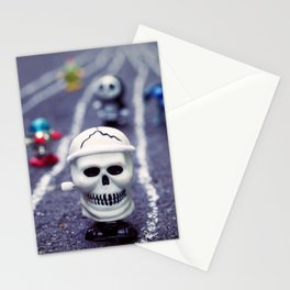 Death FTW Stationery Cards