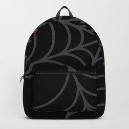 Inverted Black Widow Backpack