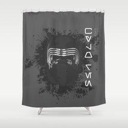 Kylo Ren Shower Curtain