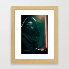 """""""I'll show them the power of the darkness"""" Framed Art Print"""