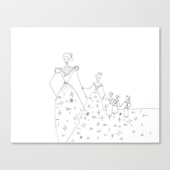 paper_4 Canvas Print