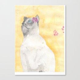 Princess Cauliflower Canvas Print
