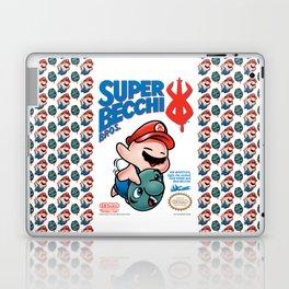 SUPER BECCI BROS. (V1) Laptop & iPad Skin