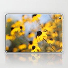 Bright Yellows Laptop & iPad Skin