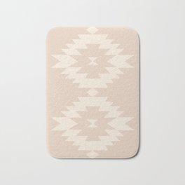 Southwestern Minimalism - Soft Pink Bath Mat