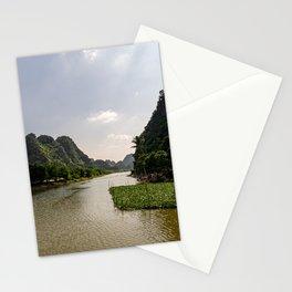 Sông Sào Khê River, Ninh Binh, Vietnam Stationery Cards