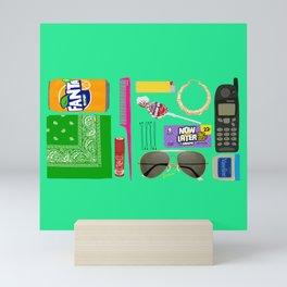 The Starter Pack Mini Art Print