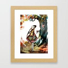 Bry Framed Art Print
