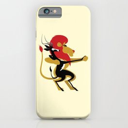 An Unlikely Alliance iPhone Case