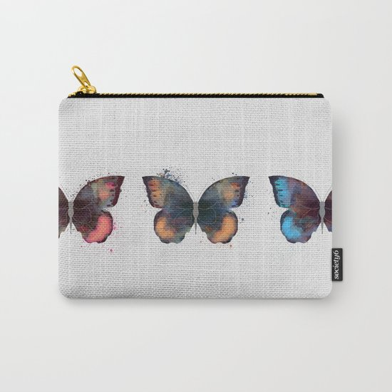 butterfly's Carry-All Pouch