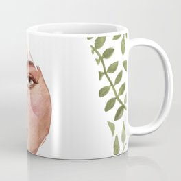 Wallflower Coffee Mug