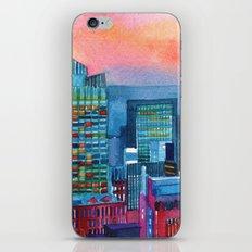 New York buildings vol2 iPhone & iPod Skin