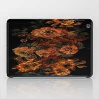 flower pattern iPad Cases featuring Flower Pattern by Eduardo Doreni