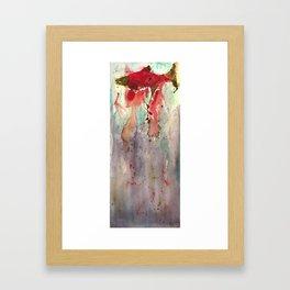 Sockeye Season Framed Art Print