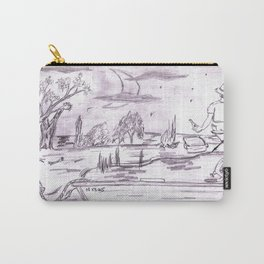 Gone Fishin' 1 Carry-All Pouch
