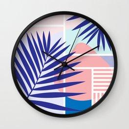 Memphis Mood Wall Clock