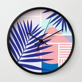Memphis Mood Wall Clock
