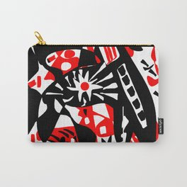 Licorice Carry-All Pouch