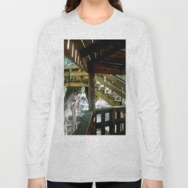 Tree house @ Aguadilla 2 Long Sleeve T-shirt