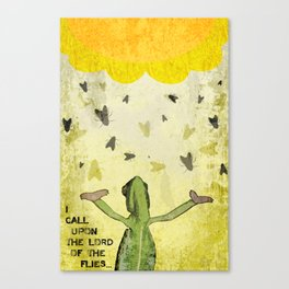 Lord of the Flies Canvas Print