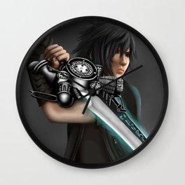 Noctis [Final Fantasy XV] Wall Clock
