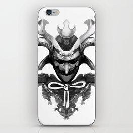 Samurai XYZ iPhone Skin