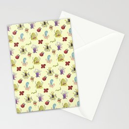 MONSTERS Stationery Cards