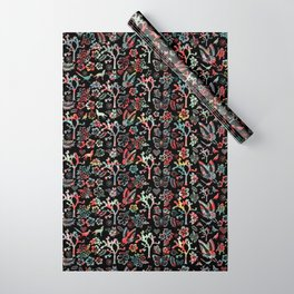 Joshua Tree Tropical by CREYES Wrapping Paper