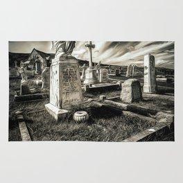 Great Orme Graveyard Rug