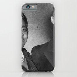 Mary Jane McLeod Bethune - Society6 - Stateswoman Philanthropist Womanist BLM   23 iPhone Case