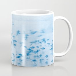 Coastal Shorebirds Coffee Mug