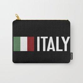Italy: Italy & Italian Flag Carry-All Pouch