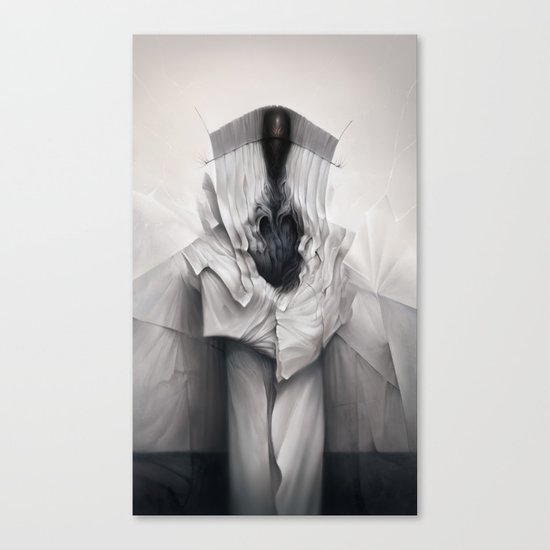 Cloth Architect Canvas Print