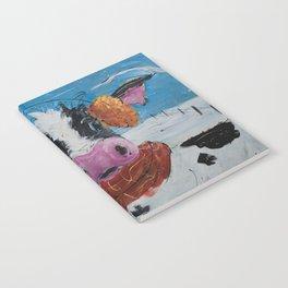 Wis-cow-sin Winter Notebook