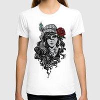 gypsy T-shirts featuring gypsy by Erdogan Ulker