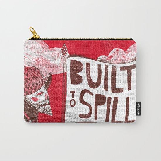 Built to Spill - Wonder Ballroom, Portland Carry-All Pouch