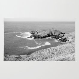 Dinas Bach (Little Fort) - North Wales Coast Rug