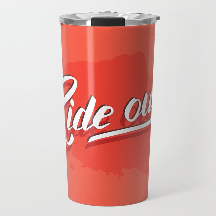 Ride out Travel Mug