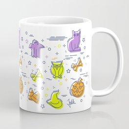 Halloween Pattern 2 Coffee Mug