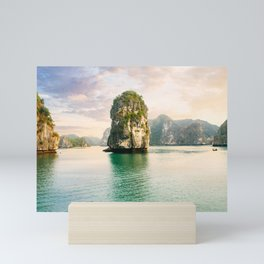 Incredible Halong Bay Mini Art Print