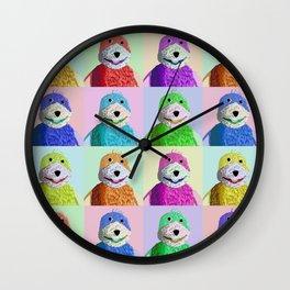 Pop Eric Wall Clock
