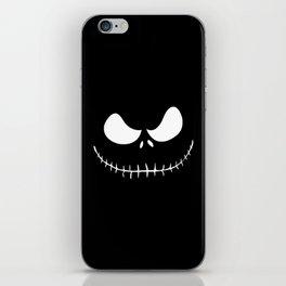 The Nightmare Before Christmas - Jack Skellington iPhone Skin