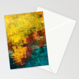 sun strokes Stationery Cards