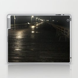A walk alone Laptop & iPad Skin