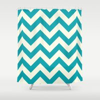 relax Shower Curtains featuring Relax by Jason Michael