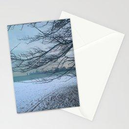 Skyline Montrose Harbor Stationery Cards