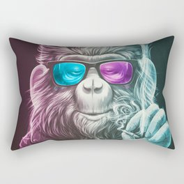 Smoky Rectangular Pillow