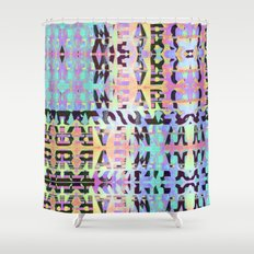 A fad 'cos we. Shower Curtain