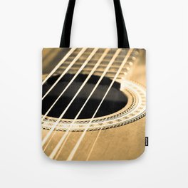 On A String Tote Bag