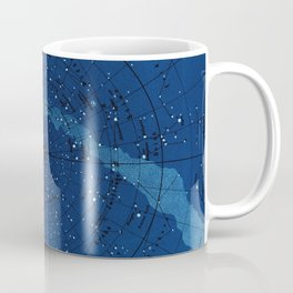 Antique Constellation Chart Coffee Mug